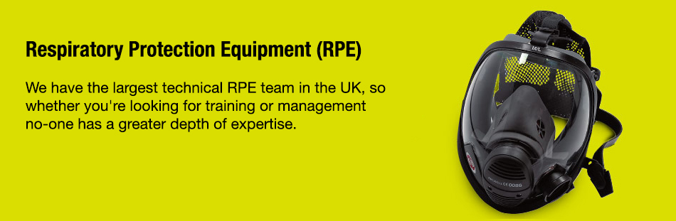 Respiratory Protection Equipment (RPE)